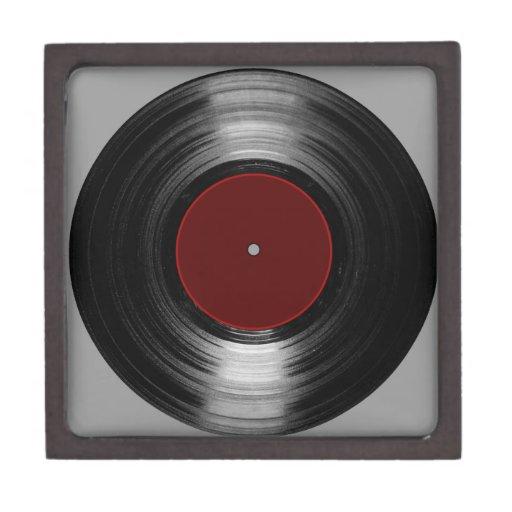 disco de vinilo caja de regalo de calidad