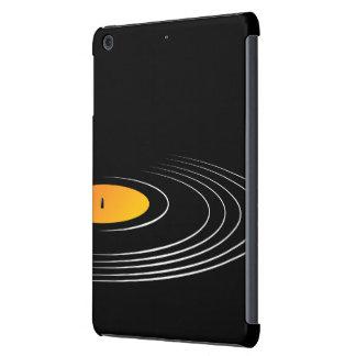 Disco de vinilo de la música fundas de iPad mini