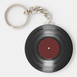 disco de vinilo llavero redondo tipo pin