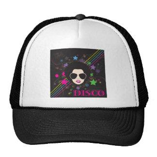 Disco Disco Queen Funky 1980s 80s Music Hat