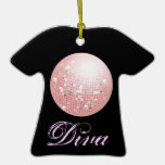 Disco Diva: Dance with Me Ornaments