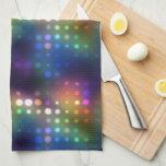 Disco Dots Hand Towel
