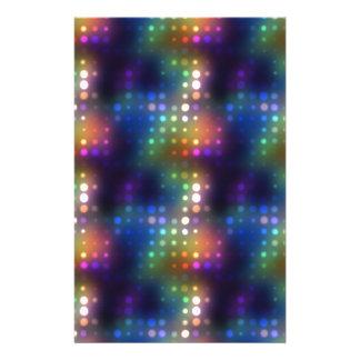 Disco Dots Stationery
