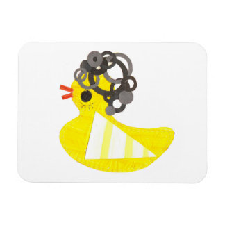 Disco Duck Flexi Magnet