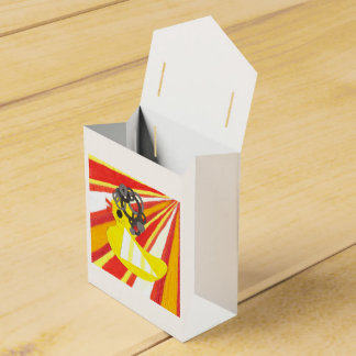 Disco Ducky Gift Box Favour Boxes