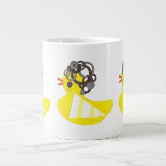 Disco Ducky Jumbo Mug