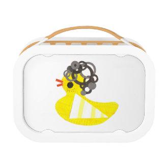 Disco Ducky Lunchbox