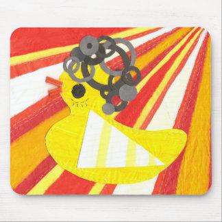 Disco Ducky Mousepad
