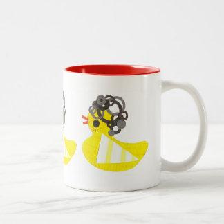 Disco Ducky Mug