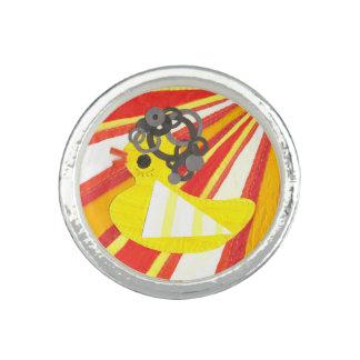 Disco Ducky Ring