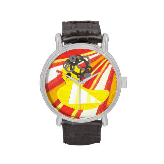Disco Ducky Watch
