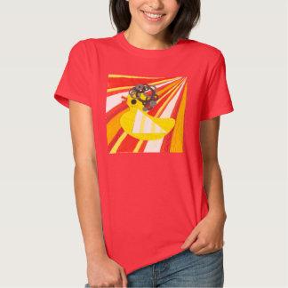 Disco Ducky Women's T-Shirt