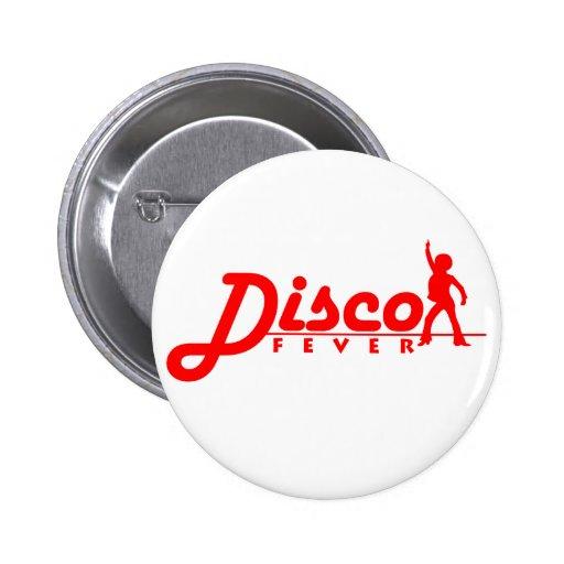 Disco Fever Button