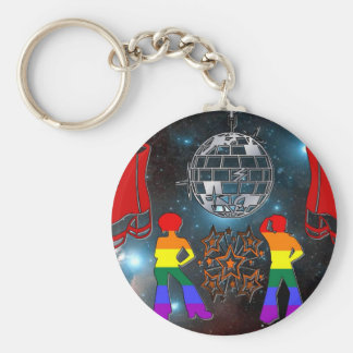 Disco Fever Keychains