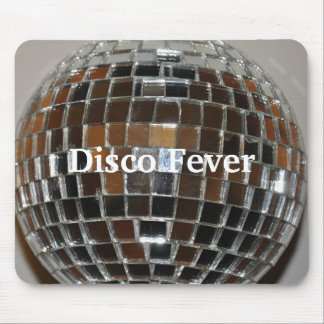 Disco Fever - Mousepad