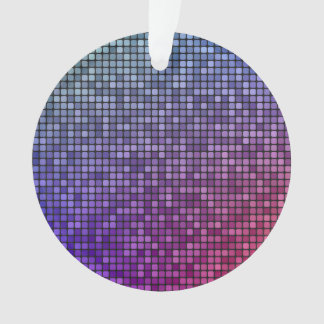 Disco fever pixel mosaic