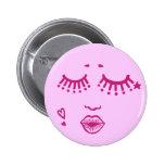 Disco Kiss Button