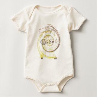 Disco Lady Baby Bodysuit
