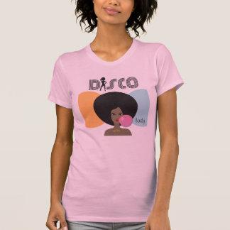Disco Lady Racerback singlet T Shirt