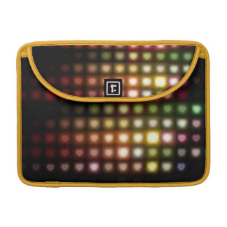 disco light macbook sleeve