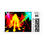 disco_lights - centre pic postage stamps