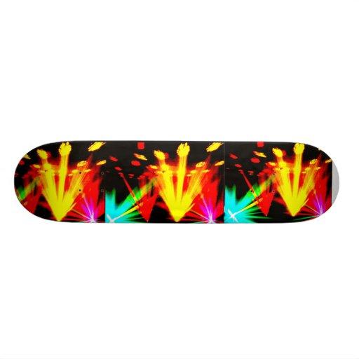 disco_lights - centre pic skateboard