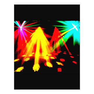 """disco_lights - imagen del centro folleto 8.5"""" x 11"""""""