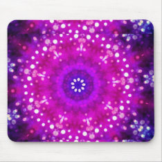 Disco Lights Strobe Effect Mouse Pad at Zazzle
