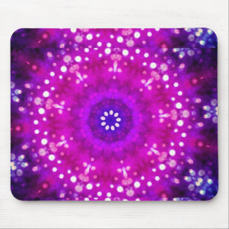 Disco Lights Strobe Effect Mouse Pad