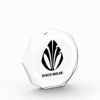 Disco Melee Acrylic Award