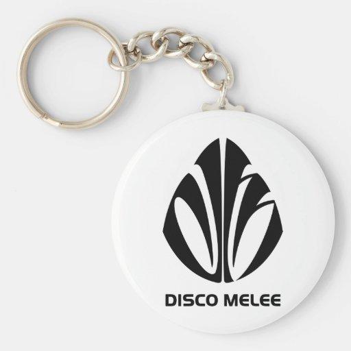 Disco Melee Key Chain