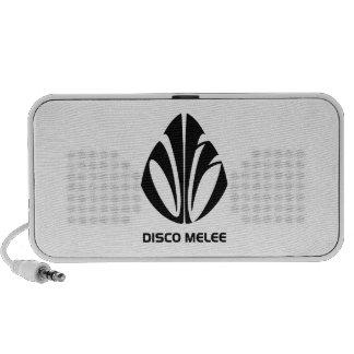 Disco Melee Notebook Speaker