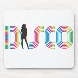 Disco Mouse Pad