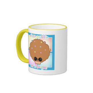 Disco Muffin Mug