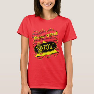 Disco Music DNA Style Design T-Shirt