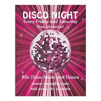 Disco Night Music Flyer