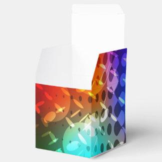 Disco Night Retro 70's Disco Ball Cube Favor Box