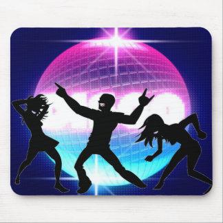 Disco Nightclub Mousepad