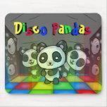 Disco Pandas Mousepad