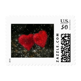 DISCO PARTICLE HEARTS ~.jpg Postage