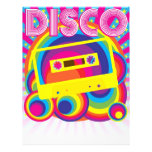 "Disco Party 8.5"" X 11"" Flyer"