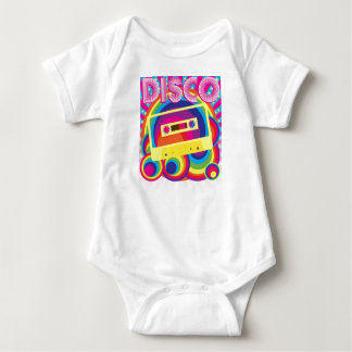 Disco Party Baby Bodysuit
