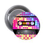 Disco Party Button