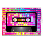 Disco Party Cards
