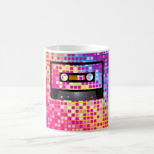 Disco Party Classic White Coffee Mug