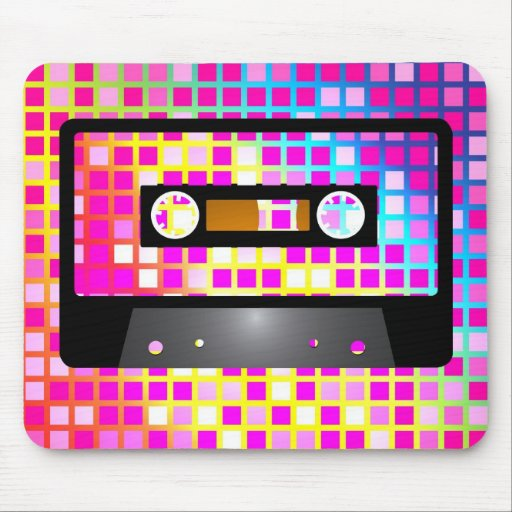 Disco Party Mousepads