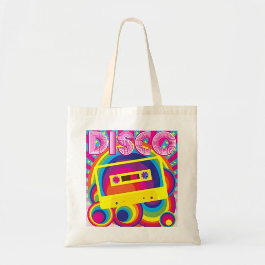 Disco Party Tote Bag