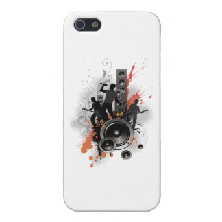 Disco Patti Covers For iPhone 5