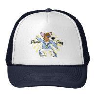 Disco Pembroke Welsh Corgi Trucker Hat