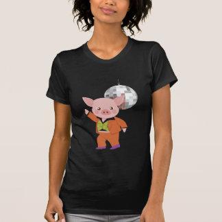 Disco pig T-Shirt